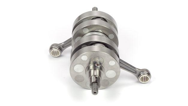Albero motore ricavato dal pieno Aprilia RS 250