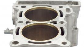 Rettifica cilindri anello anti detonazione TMax 530