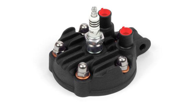Testa emisferica Honda CR CRE 125