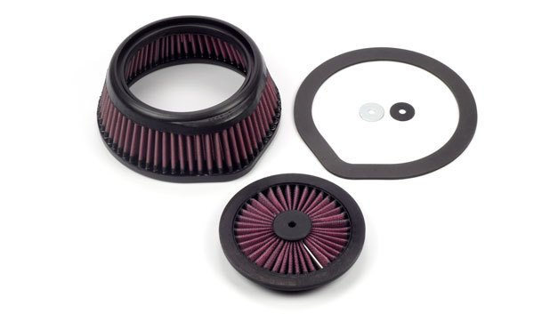Filtro aria K&N cotone lavabile Husqvarna SMR SM TE TC 250 310 450 510 530
