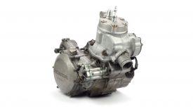 Riparazione motore Honda CR 250