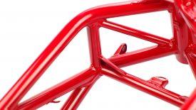 Verniciatura polvere telaio Ducati Monster S4