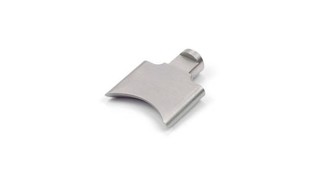 Valvola scarico RAVE 2 pneumatica acciaio HM CRE CRM 125 Rotax