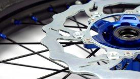 Assemblaggio ruote Yamaha YZ 125