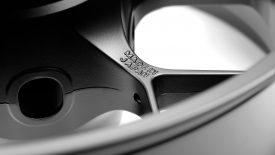 Verniciatura polvere cerchi Honda CBR 1000