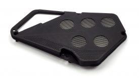 Modifica foratura airbox scatola cassa filtro Husqvarna SM 570