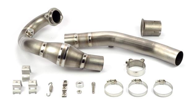 Collettore scarico titanio KTM SMC Enduro R 690