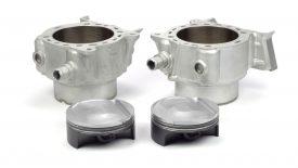 Cromatura cilindri Ducati Diavel 1260