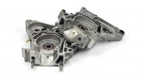 Elaborazione carter KTM SX 50
